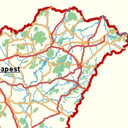 térkép útvonal Útvonalterv.hu   Magyarország térkép, útvonaltervezés és menetrend